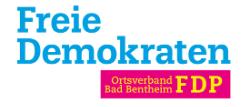 Freie Demokraten Bad Bentheim